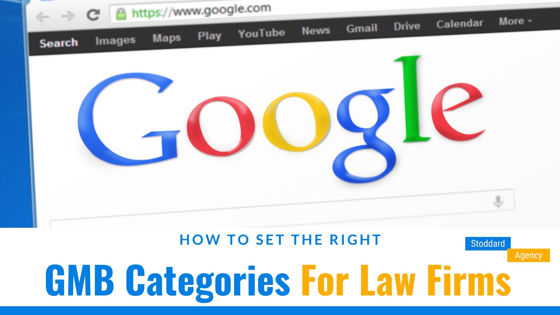 How To Set the Right GMB Categories Law Firms